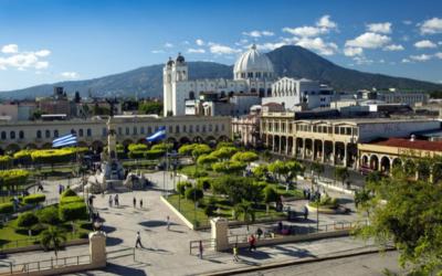 Augusztus kávétermelő országa: El Salvador