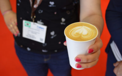 World of Coffee in Berlin, ahogy mi láttuk