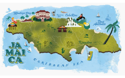 Január kávétermelő országa: Jamaica